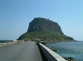 Monemvasia-Rock