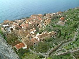 Monemvasia, Peloponnese