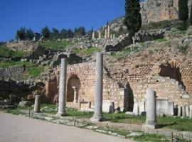 delphi-entrance