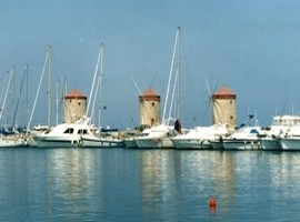 rhodes-windmills